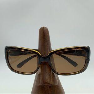 Dkny DY4062 Brown Oval Sunglasses Frames